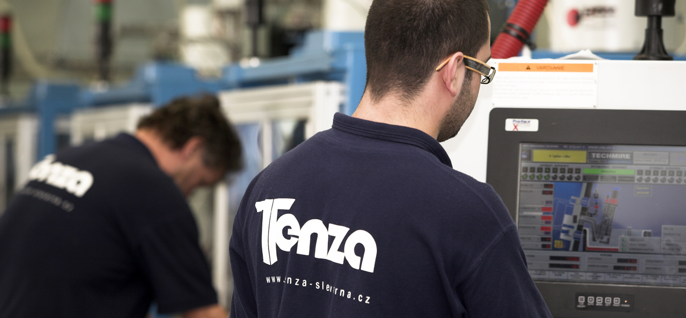 TENZA cast has implemented an integrated management system